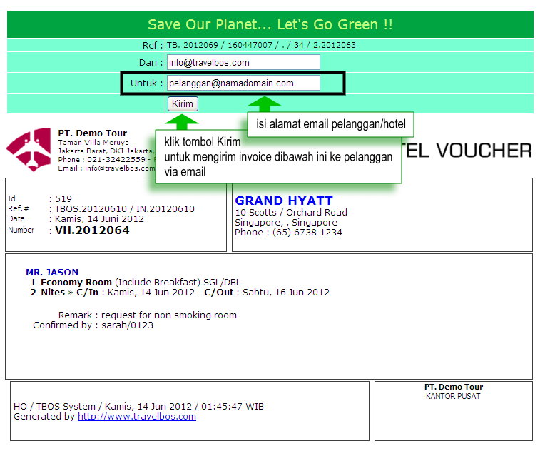 contoh letter of guarantee contoh letter of guarantee via email